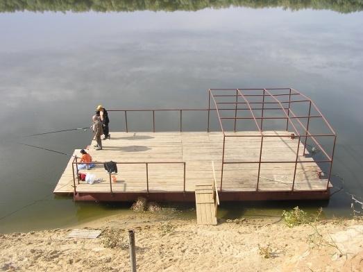 рыболовные базы вольница